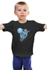 """Детская футболка классическая унисекс """"Dead Space"""" - space, космос, астронавт, мёртвый космос, dead space"""