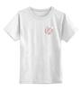 """Детская футболка классическая унисекс """"Summer in your pocket"""" - лето, цветы, карман, ковтун, summer in your pocket"""