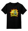 """Детская футболка классическая унисекс """"Банана"""" - бэтмен, гадкий я, комиксы, миньоны, банана"""