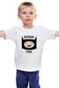 """Детская футболка """"Batman time"""" - batman, adventure time, время приключений, финн"""