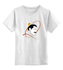 """Детская футболка классическая унисекс """"Фредди Меркьюри (Queen)"""" - freddie mercury, queen, фредди меркьюри"""