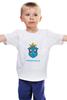 """Детская футболка """"Сортавала-1"""" - сортавала, карелия, республика карелия"""