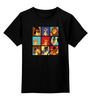 """Детская футболка классическая унисекс """"Король Лев"""" - lion king, король лев, тимон, акуна матата, пумба"""