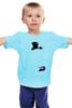 """Детская футболка классическая унисекс """"Мы все безумцы (Алиса в стране чудес)"""" - шляпа, keep calm, шляпник, алиса в стране чудес, чаепитие"""