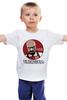 """Детская футболка классическая унисекс """"Во все тяжкие (Breaking Bad)"""" - во все тяжкие, kfc, heisenberg, хайзенберг, cook"""