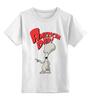 """Детская футболка классическая унисекс """"Американский папа.Роджер."""" - папа, роджер, американский папаша, american dad"""