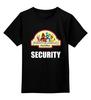 """Детская футболка классическая унисекс """"Freddy Fazbears (Пять ночей у Фредди)"""" - security, пять ночей у фредди, выживание в кошмаре, freddy fazbears"""