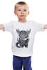 """Детская футболка классическая унисекс """"Котёнок Saren"""" - котенок, mass effect, сарен артериус"""
