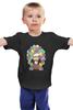 """Детская футболка классическая унисекс """"Вверх (Up) """" - up, вверх"""