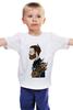 """Детская футболка """"Бородач"""" - парень, необычно, борода, beard"""