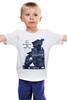 """Детская футболка классическая унисекс """"Chappie / Робот Чаппи"""" - фильмы, робот, chappie, kinoart, чапппи"""