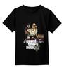 """Детская футболка классическая унисекс """"GTA 5"""" - игры, gta, gta 5"""