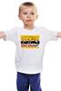 """Детская футболка классическая унисекс """"James Bond"""" - 007, james bond, агент 007, актёр, джеймс бонд"""