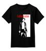"""Детская футболка классическая унисекс """"Californication"""" - комедия, драма, плейбой из калифорнии, californication, duchovny"""