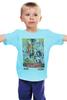 """Детская футболка """"Kill Bill """" - tarantino, ума турман, kill bill, убить билла, квентин тарантино"""
