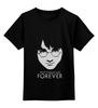 """Детская футболка классическая унисекс """"Potterhead forever"""" - harry potter, гарри поттер"""