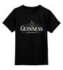 "Детская футболка классическая унисекс ""Guinness logo - My Little Pony parody"" - logo, mlp, my little pony, lyra, guinness, cutie mark"