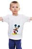 """Детская футболка """"Mickey"""" - микки маус, микки, mickey mouse"""