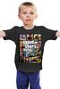 """Детская футболка классическая унисекс """"GTA 5"""" - grand theft auto, gta, gta5"""