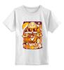 """Детская футболка классическая унисекс """"Master Roshi (Dragon Ball)"""" - аниме, манга, жемчуг дракона, dragon ball, master roshi"""