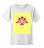 """Детская футболка классическая унисекс """"Знаки зодиака. Весы."""" - сова, весы, знак зодиака"""