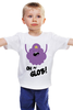 """Детская футболка классическая унисекс """"Принцесса Пупырка (Время Приключений)"""" - adventure time, время приключений, пупырка, oh my glob"""