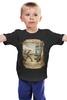 """Детская футболка """"Регенерация"""" - doctor who, доктор кто, тардис, регенерация"""