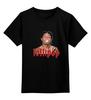 """Детская футболка классическая унисекс """"Lil Wayne"""" - lil wayne, hip hop, rapper, lil, wayne, лил уэйн"""