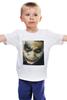"""Детская футболка классическая унисекс """"joker"""" - joker, batman, джокер, dc, pixel art, the dark knight, пиксельная графика"""