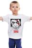 """Детская футболка """"Лицо со Шрамом (Scarface)"""" - аль пачино, лицо со шрамом, тони монтана, scarface"""