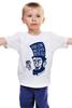 """Детская футболка """"Пьяный Линкольн"""" - пиво, президент, beer, линкольн, lincoln"""