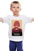 "Детская футболка ""Bioshock - Elizabeth"" - плакат, биошок, bishock"