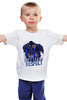 "Детская футболка классическая унисекс ""Mortal Combat"" - игры, мортал комбат, мортал, комбат, китана, kitana"
