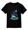 """Детская футболка классическая унисекс """"Космо Диджей"""" - dj, space, космос, диджей, космонавт"""