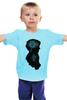 """Детская футболка классическая унисекс """"Шерлок Холмс (Sherlock Holmes)"""" - sherlock holmes, шерлок холмс"""