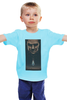 """Детская футболка """"Star Trek / Звездный Путь"""" - кино, звездный путь, афиша, kinoart, star treck"""