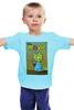"""Детская футболка классическая унисекс """"Simpsons / Симпсоны"""" - симпсоны, the simpsons, kinoart, мэгги, maggie"""