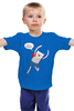 "Детская футболка ""Я моряк"" - adventure time, время приключений, jake, finn"
