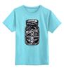 """Детская футболка классическая унисекс """"Moonshine"""" - moonshine, алкогольный напиток, алкоголь, самогон, alcohol"""