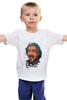 """Детская футболка классическая унисекс """"Эйнштейн"""" - science, наука"""
