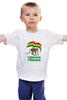 """Детская футболка """"Единая Гвинея"""" - смешно, политика, прикольные футболки, пжив"""