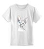 """Детская футболка классическая унисекс """"cats"""" - авторские"""