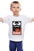 """Детская футболка классическая унисекс """"Venom"""" - комикс, venom, spiderman, человек-паук, веном"""