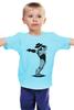 """Детская футболка """"Robocop x Jackson"""" - пародия, майкл джексон, mj, робокоп, robocop"""