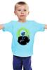 """Детская футболка """"Holy Skeleton"""" - skull, череп, скелет, святой, holy"""