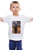 """Детская футболка классическая унисекс """"Honda"""" - мотоцикл, bike, moto, honda"""