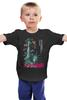 "Детская футболка ""Escape from New York / Побег из Нью Йорка"" - ny, винтаж, статуя свободы, афиша, побег из нью йорка"