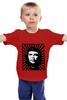 """Детская футболка классическая унисекс """"ЧЕГЕВАРА"""" - знаменитости, чегевара"""