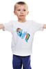 "Детская футболка классическая унисекс ""My Little Pony friendship is magic"""
