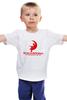 "Детская футболка ""ScreamWorks (Freddy Krueger)"" - пародия, фредди крюгер, freddy krueger"